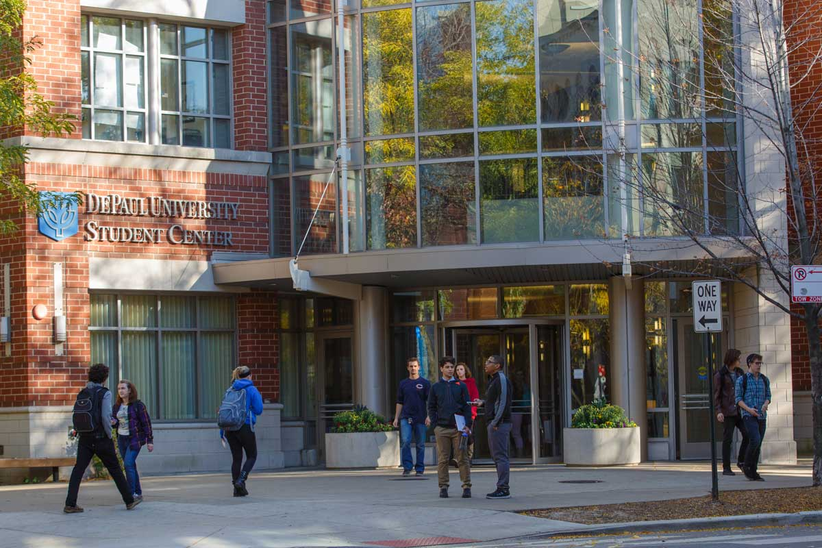 Campuses   About   DePaul University, Chicago