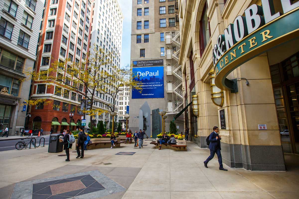 Loop Campus Campuses About Depaul University