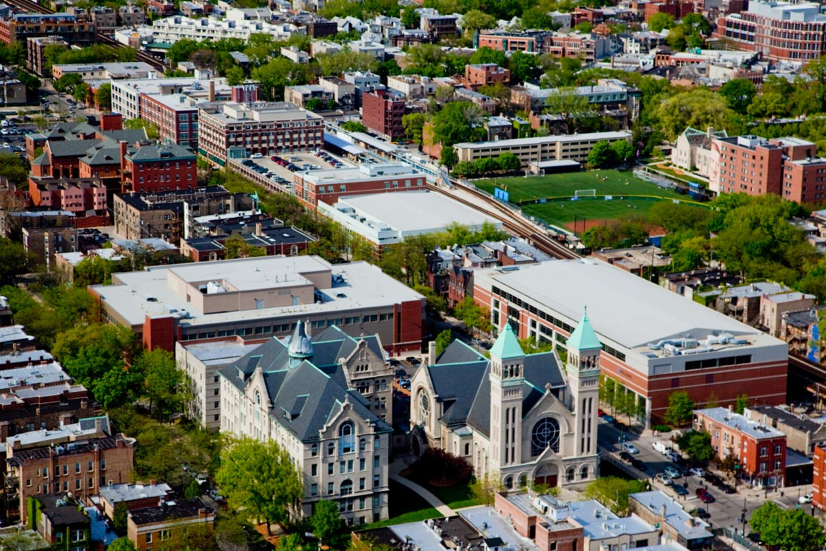 Campuses About Depaul University