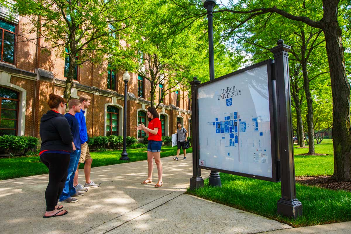 Visit DePaul | DePaul University, Chicago