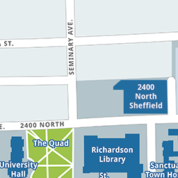 Campus Maps | DePaul University, Chicago on indiana university dorm map, indiana university indiana map, indiana university collins hall campus map, indiana university dormitory map, indiana university union street map,