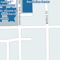 Campus Maps Depaul University Chicago