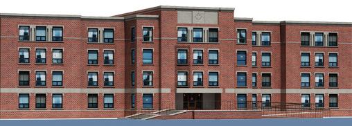 Depaul Lewis Center Floor Plan: University Hall