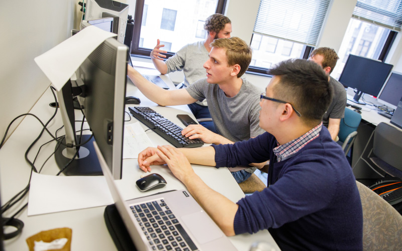 Computing, Digital Media, and Design at DePaul
